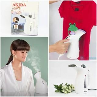 Máy xông mặt kiêm là hơi quần áo đa năng Arika