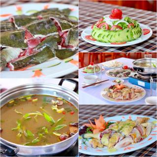 Set ăn Lẩu gà, baba tại Nhà hàng Thiên Hồng Phát 2