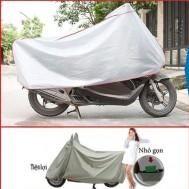 Bạt phủ xe máy thông minh