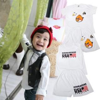 Combo 2 bộ đồ cho bé trai 5 - 6 tuổi