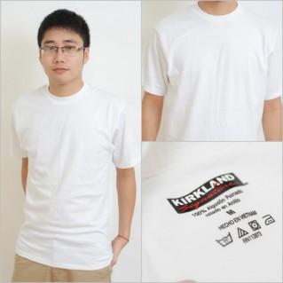 Combo 02 Áo phông trắng cho nam