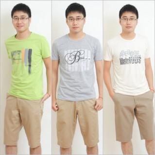 Combo 02 áo phông body cho nam