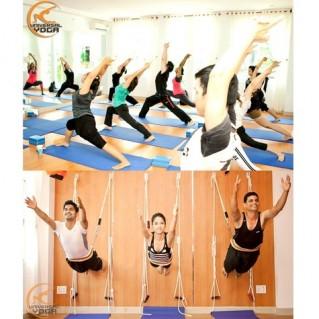 Học Yoga Ấn Độ 01 tháng-Không giới hạn số buổi học
