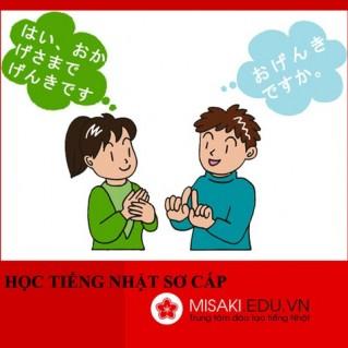 Học tiếng Nhật sơ cấp - Trung tâm Nhật ngữ Misaki
