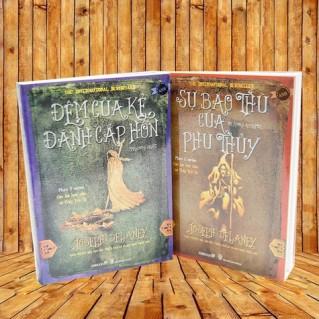 Bộ sách của tác giả Joseph Delaney (2 cuốn)