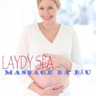 Massage body và Chăm sóc da mặt cho bà Bầu