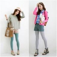 Quần thun phong cách Hàn Quốc cho bạn gái - 2 - Thời Trang Nữ