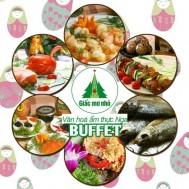 Buffet văn hóa Ẩm thực Nga