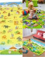 Thảm chơi cho bé mùa thu đông - 4 - Đồ Chơi - Sản phẩm cho bé