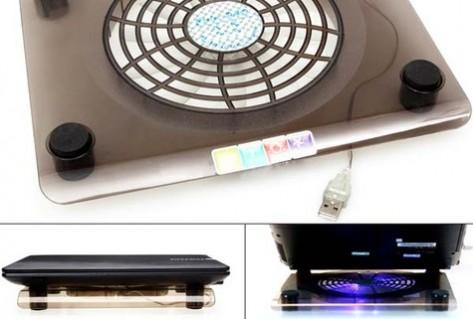 Đế tản nhiệt cho laptop NC10