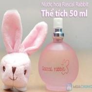 Thơm dịu hương nước hoa Rascal Rabbit Bear - 1 - Thời Trang và Phụ Kiện