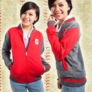 Áo khoác bóng chày không mũ - 2 - Thời Trang Nữ - Thời Trang Nữ