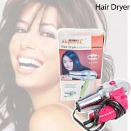 Máy sấy tóc Super IC nhỏ gọn và tiện lợi