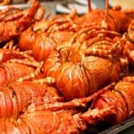 Buffet Hải sản hảo hạng Biển Đông