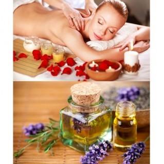 Massage body với tinh dầu thiên nhiên (60 phút)