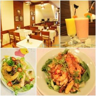 Ẩm thực Âu - Việt - Nhà hàng Gold Fish