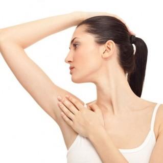 Triệt lông vùng dưới cánh tay - Bảo hành 6 tháng