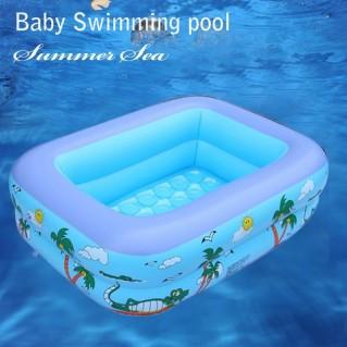 Giải nhiệt mùa hè với bể phao bơi Summer Sea