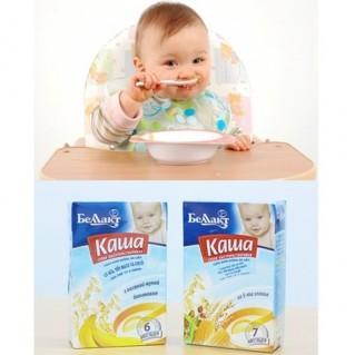 Cháo dinh dưỡng Bellakt cho bé (6-7 tháng tuổi)