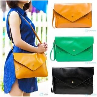 Túi đeo hình bao thư phong cách Hàn Quốc