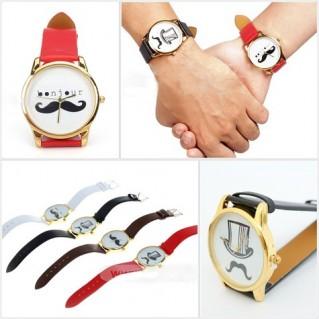 Đồng hồ đeo tay hình bộ râu