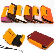 Bao da Leather Pouch cho iPhone 4G/4GS và 5G