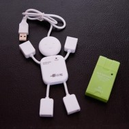 Mua Chung - HUB cam USB 4 cong + Dau doc the nho