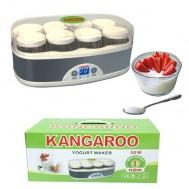 Máy làm sữa chua Kangaroo loại 8 cốc