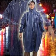 Áo mưa vải nhựa kín 2 bên hông - 2 - Gia Dụng - Gia Dụng