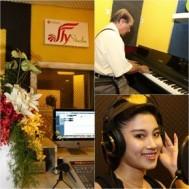 Mua Chung - Thu am bai hat don ca tai Fly Studio