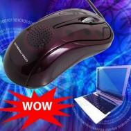 Chuột máy tính có loa 2 trong 1