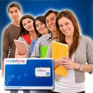Sim sinh viên Mobifone 10 số