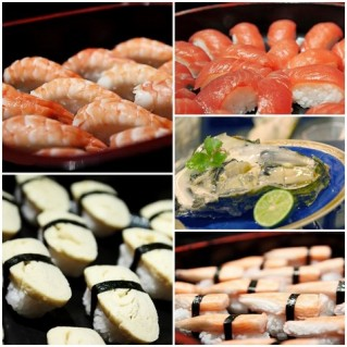 Buffet Oyster & Sushi trưa chủ nhật