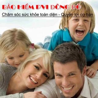 Chăm sóc sức khỏe Toàn diện - PVI Đông Đô