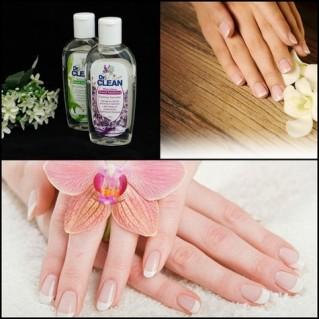 Gel rửa tay không dùng nước Dr.Clean Malaysia