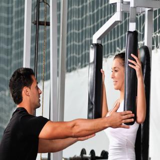 Tham gia tập Fitness Gym tại Hương Anh Spa