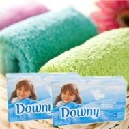 Giấy thơm quần áo tẩm hương Downy