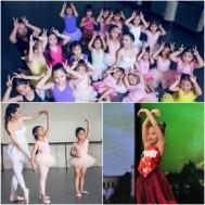 Khóa học múa Ballet hoặc Múa dân gian cho bé