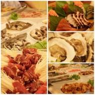 Buffet nướng & lẩu hải sản