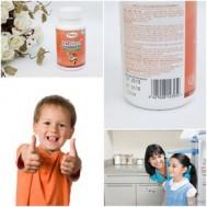 TPCN bổ sung Canxi và Vitamin D cho trẻ em