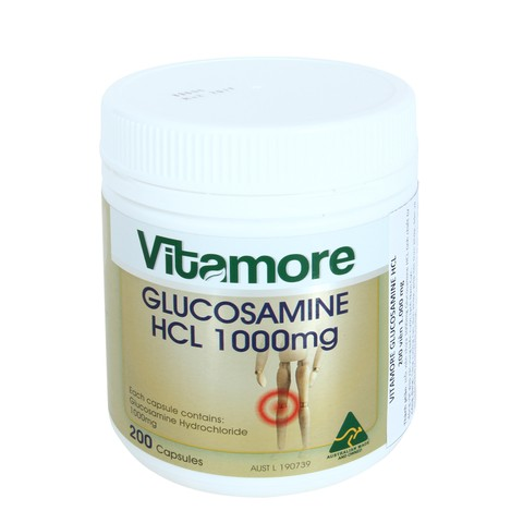Viên Glucosamine Vitamore - Australia1000mg