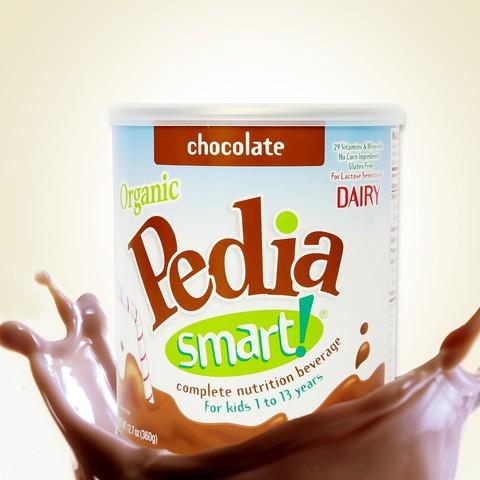 Sữa bột dinh dưỡng Pedia Smart nhập từ Mỹ