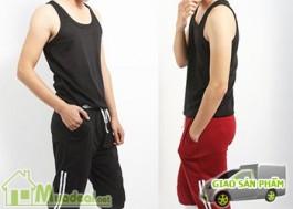 Bộ áo quần thể thao nam