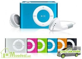Máy MP3 Ipod tặng thẻ 4G