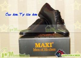 Giày tây tăng chiều cao MAXI