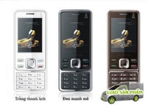 Điện thoại kiểu dáng NOKIA 6300