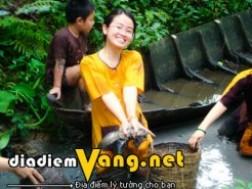 Mua Giá Tốt - Tour Du Lich Tien Giang - Ben Tre Trong 1 Ngay - Tang them Voucher Tri Gia 1.500.000d