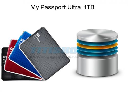 Mua Hàng VIP - O cung My Passport Ultra 500gb 3.0 di dong New 2014 cuc pro