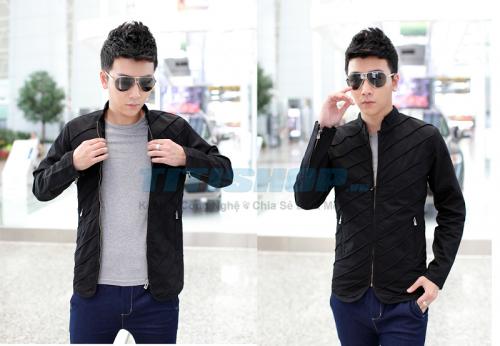 Mua Hàng VIP - Ao Khoac Dang Vest Fashion 2014 AHU 2 LOP