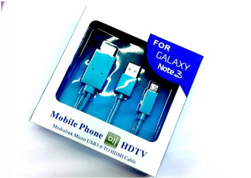 Mua Hàng VIP - Cap HDMI Samsung NOTE 3 1,8m